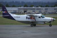 Photo: FedEx Feeder, Cessna 208 Caravan, C-FEXX