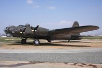 Photo: United States Air Force, Boeing B-17 Flying Fortress, 44-06393