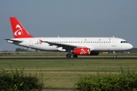 Photo: Amsterdam Airlines, Airbus A320, PH-AAY