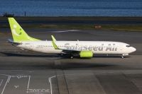 Photo: Solaseed Air, Boeing 737-800, JA802X