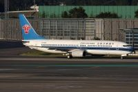 Photo: China Southern Airlines, Boeing 737-800, B-5468