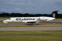Photo: City Airline, Embraer EMB-135, SE-RAA