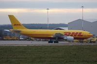 Photo: DHL, Airbus A300, EI-EAD