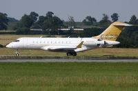 Photo: Untitled, Bombardier BD-700 Global Express, N689WM