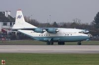 Photo: Aerovis Airlines, Antonov An-12, UR-CGU