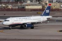 Photo: US Airways, Airbus A319, N829AW