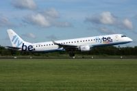 Photo: Flybe - British European, Embraer EMB-195, G-FBEJ