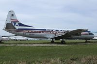 Photo: Reeve Aleutian Airways, Lockheed L-188 Electra, C-FIJV