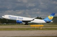 Photo: Thomas Cook Airlines, Airbus A330-200, OY-VKF