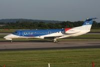 Photo: BMI Regional, Embraer EMB-135, G-RJXJ