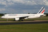 Photo: Air France, Airbus A320, F-GKXI