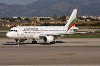 Photo: Bulgaria Air, Airbus A320, LZ-FBE