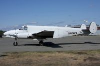 Photo: Untitled, Beech Expeditor, N404CK