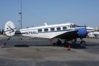 Photo: Untitled, Beech 18, N766L