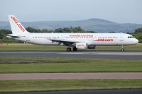 Photo: Jet2, Airbus A321, G-POWN