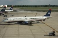 Photo: US Airways, Embraer EMB-190, N955UW