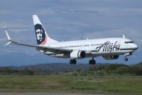 Photo: Alaska Airlines, Boeing 737-900, N407AS
