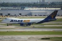 Photo: Atlas Air, Boeing 747-400, N418MC