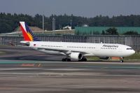 Photo: Philippine Airlines, Airbus A330-300, RP-C3333