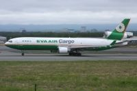 Photo: EVA Air Cargo, McDonnell Douglas MD-11, B-16108