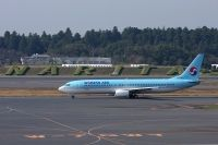Photo: Korean Air, Boeing 737-900, HL7599