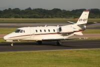 Photo: NetJets, Cessna Citation, CS-DXT