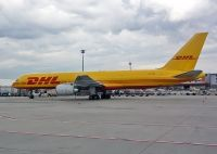 Photo: DHL, Boeing 757-200, G-BIKC