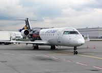 Photo: Adria Airways, Canadair CRJ Regional Jet, S5-AAF