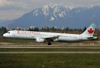 Photo: Air Canada, Airbus A321, C-GJWN
