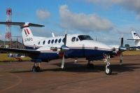 Photo: Royal Air Force, Beech Super King Air, ZK460