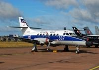 Photo: Royal Navy, Scottish Aviation HP-137 Jetstream, XX486