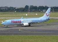 Photo: HapagFly, Boeing 737-800, D-AHFF