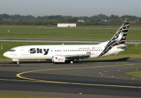 Photo: Sky Airlines, Boeing 737-400, TC-SKD