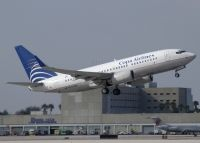 Photo: COPA Panama / Copa Airlines, Boeing 737-700, HP-1372CMP