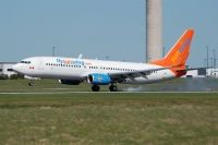 Photo: Sunwing Vacations, Boeing 737-800, C-FTJH