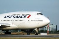 Photo: Air France, Boeing 747-400, F-GEXB