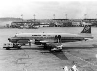 Photo: Pomair Ostend, Douglas DC-6, OO-CTK