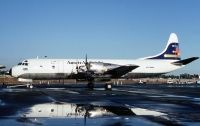 Photo: Ansett Air Freight, Lockheed L-188 Electra, VH-RMC