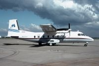Photo: Majestic Airways, Nord N-262, VH-HEI