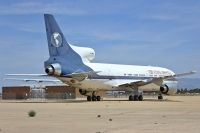 Photo: The Flying Hospital, Lockheed L-1011 TriStar, P4-MED