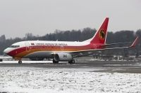 Photo: TAAG Angola Airlines, Boeing 737-700, D2-TBJ