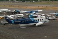 Photo: Cougar Helicopters, Sikorsky S-61, N262F