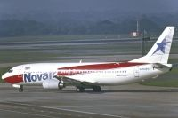 Photo: Novair, Boeing 737-400, G-BOPJ