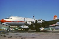 Photo: TBM Inc., Douglas DC-6, N90739