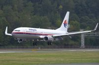 Photo: Malaysia Airlines, Boeing 737-800, 9M-MLG