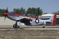 Photo: Untitled, North American P-51 Mustang, N51ZM