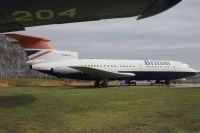Photo: British Airways, Hawker Siddeley HS121 Trident, G-ARPH