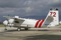 Photo: California Dept. of Forestry, Grumman S-2A Tracker, N435DF