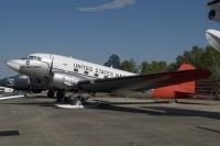 Photo: United States Navy, Douglas C-47, 12418