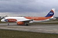 Photo: MyTravel Airways, Airbus A320, G-VCED